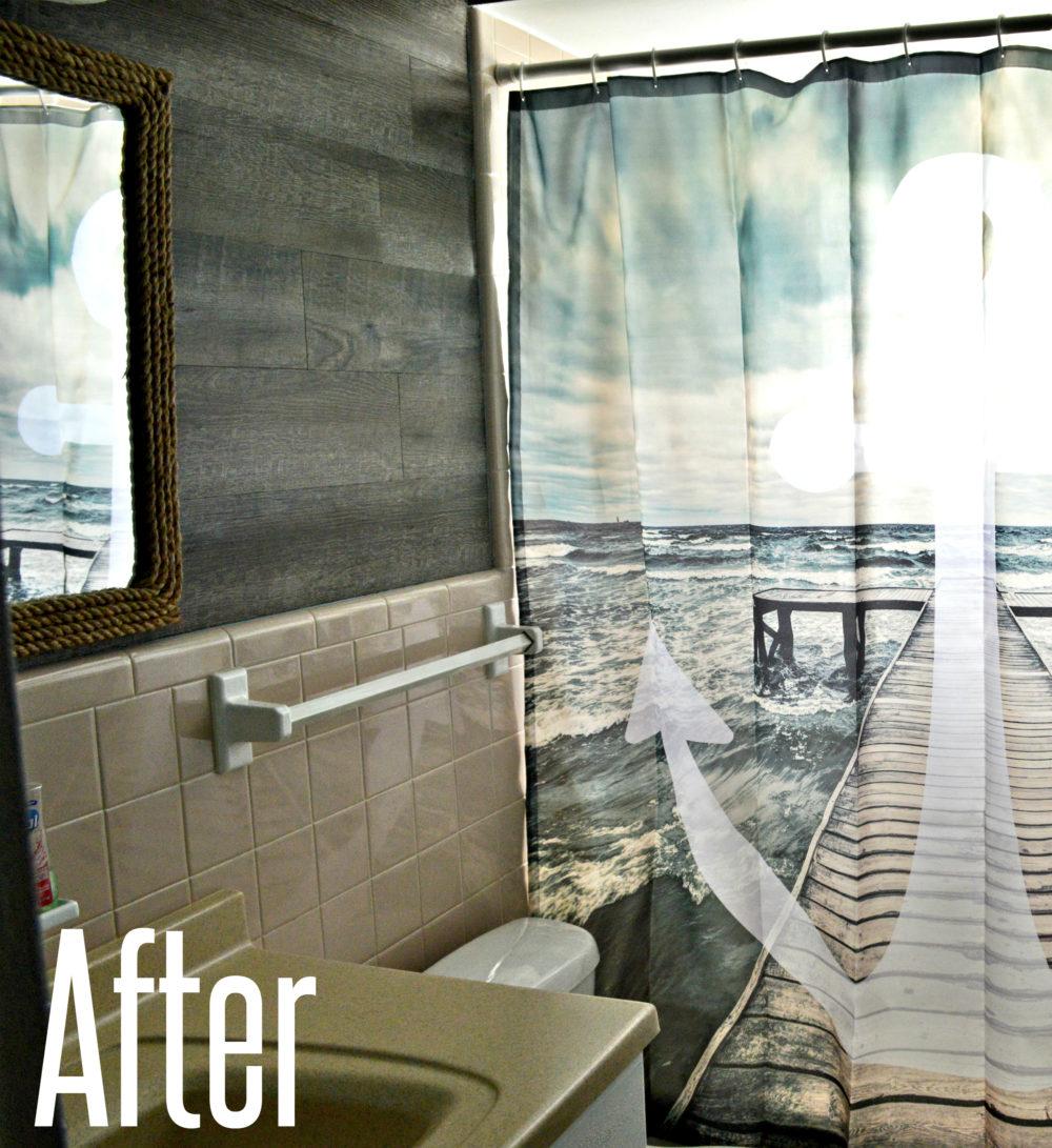 DIY Small Bathroom Home Improvement Under $200 | DIY Bathroom Makeover | DIY Home Improvements | theMRSingLink