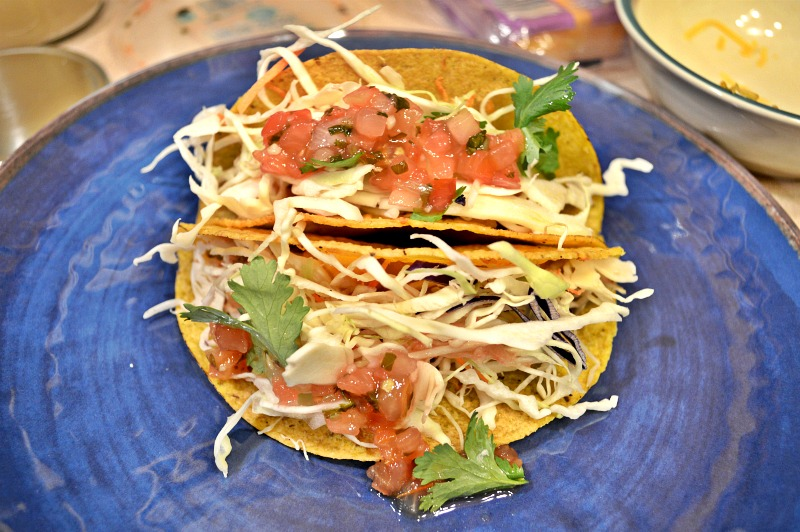 Snapper Fish Tacos With Slaw | Fresh Caught Fish Recipes | Snapper Recipes | Fish Taco Recipes | Easy Fish Recipes | Ways To Use Fish In Food | theMRSingLink