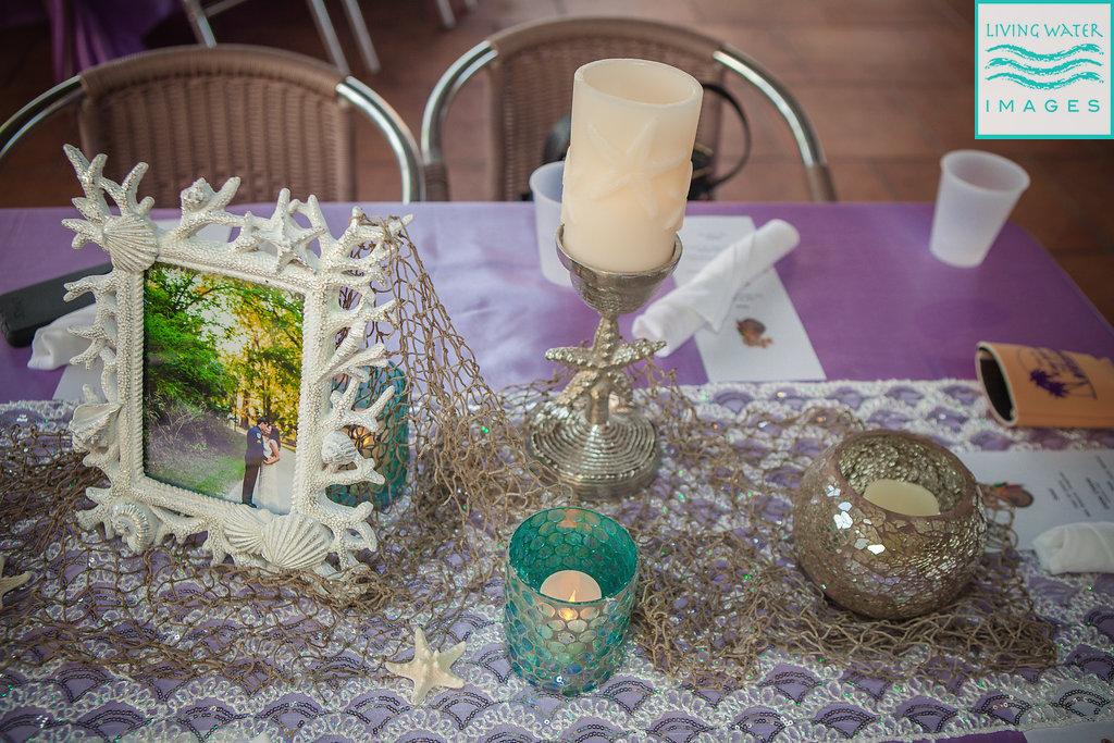 DIY Beach Wedding Centerpieces theMRSingLink