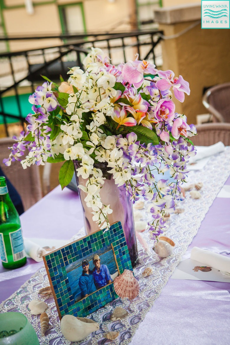 Diy beach wedding centerpieces and decor a chic mermaid
