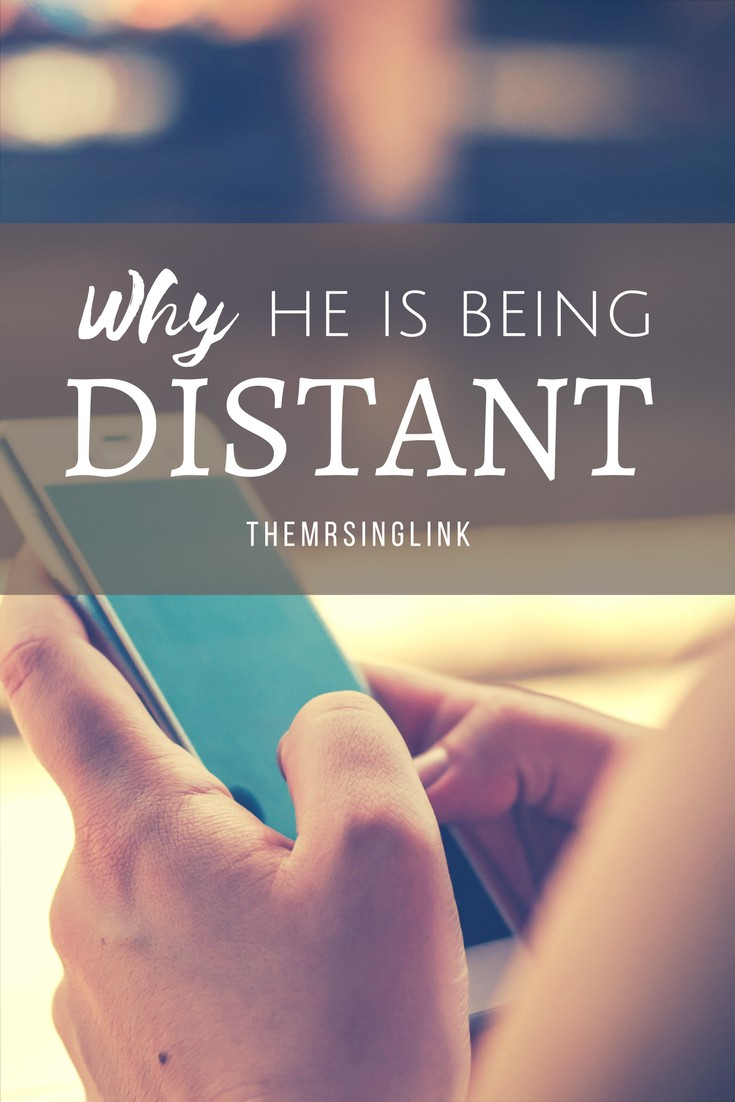 Why He Is Being Distant | Reasons for distance in relationships | Relationship tips | theMRSingLink