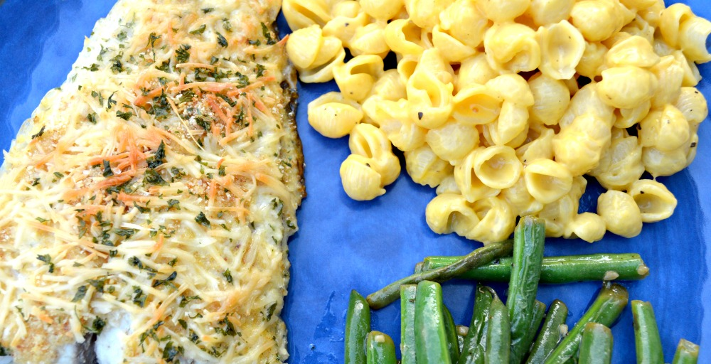 Baked Parmesan Crusted Red Fish | Seafood Recipes | Fish Recipes | White Fish Recipes | Baked Parmesan Crusted White Fish | Delicious Dinner Recipes | Healthy Recipes | theMRSingLink