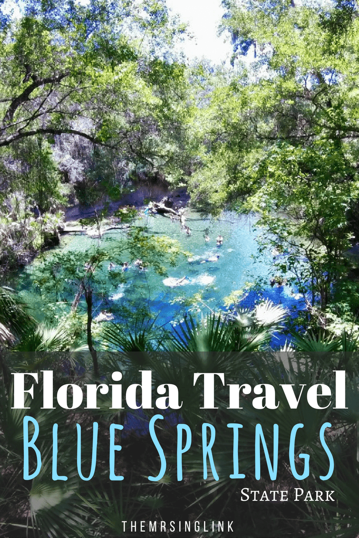 snorkeling the florida blue springs state park