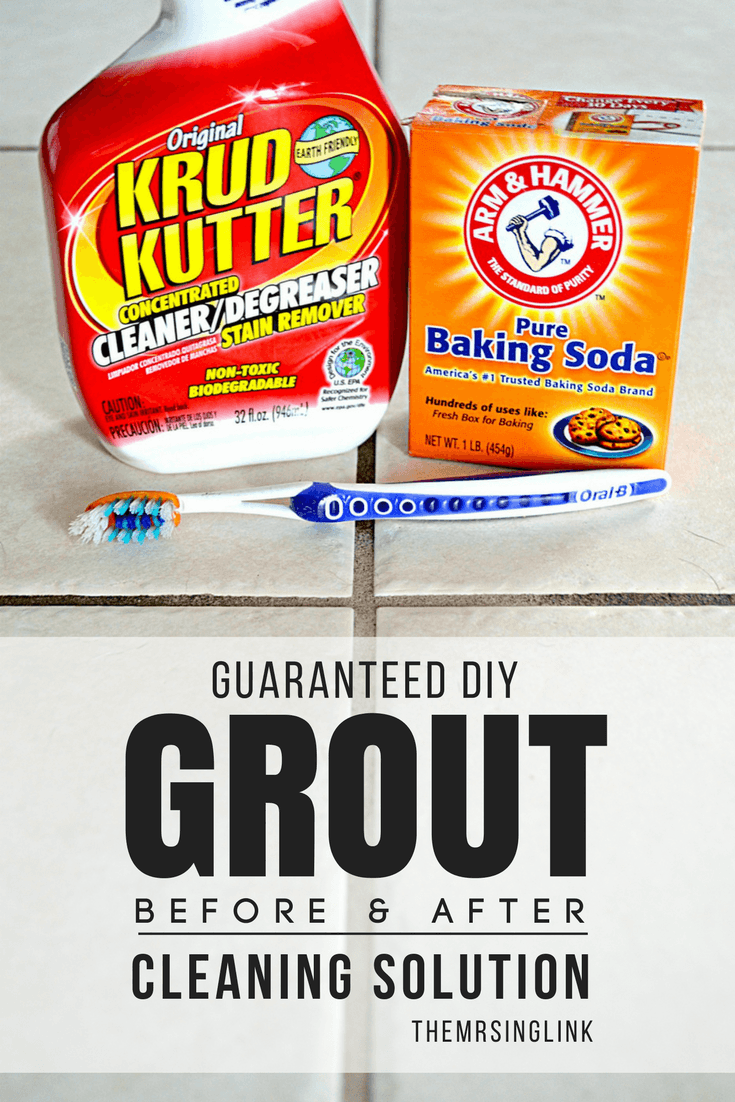 Guaranteed DIY Solution To Clean Dirty Tile Grout Before And After | Grout Cleaning Tips and Solutions | Cleaning Solutions | Best Cleaning Tips and Solutions | theMRSingLink