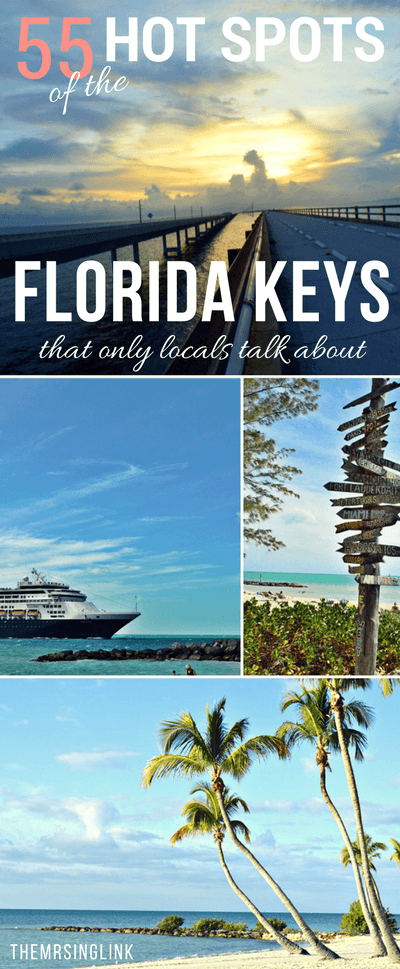 Vacation Planning Hot Spots In The Florida Keys | Travel Ideas | Traveling To Paradise | Paradise In The US | Florida Keys Travel Guide | Key West Florida Vacation | Vacation Ideas | theMRSingLink