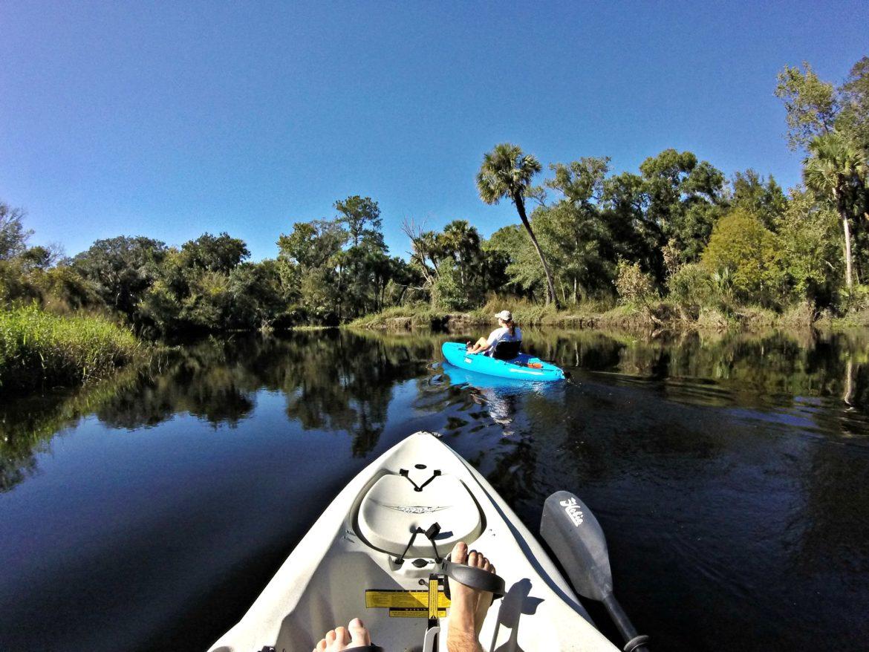 Florida Kayak Adventure | The Little Big Econ River | Florida Travel | Outdoor Travel Adventures | Florida Hiking And Kayaking | theMRSingLink
