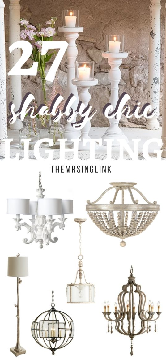 shabby chic home decor blog shabby chic decor lights to brighten your home themrsinglink 13052
