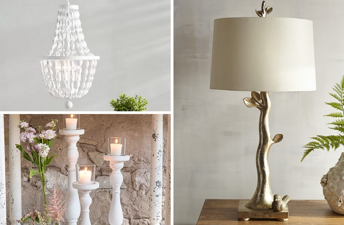 Shabby Chic Decor Lights To Brighten Your Home