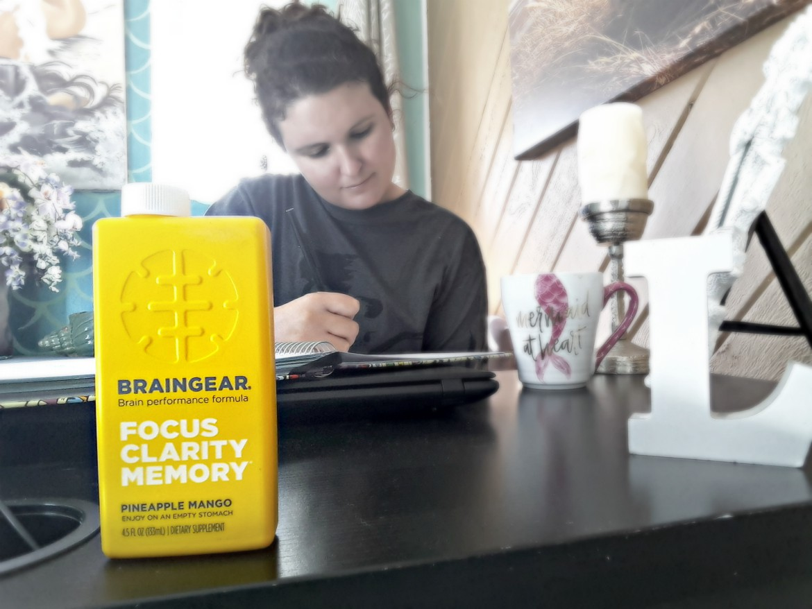 3 Ways To Power Through A Never-Ending Work Week | #sponsored | #BrainGear | Regain focus and clarity | Improve memory and mood stability | Promote better quality sleep and wake refreshed | Brain power supplement | Mind power enhancement to get you through the work week | #brainpower #betteryou | theMRSingLink