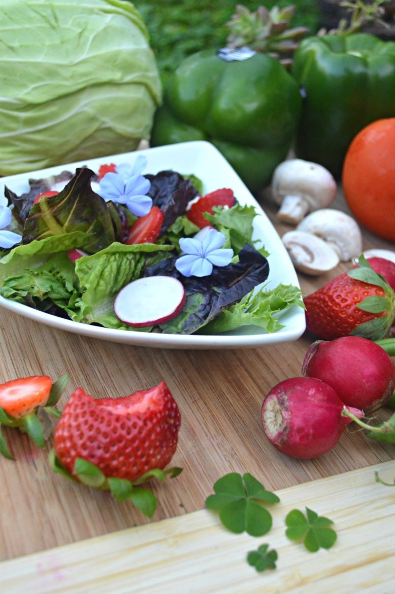 3 Reasons I Follow The Fresh Produce Movement [And you