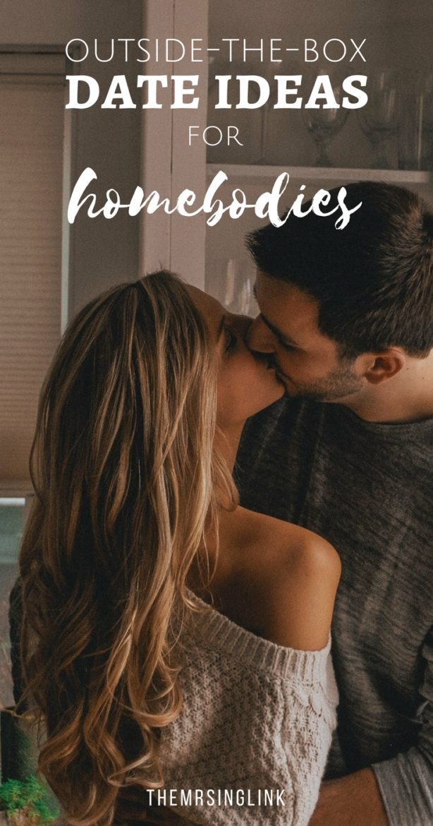 Outside-The-Box At Home Date Ideas For Homebodies   Date Night Ideas   #dateideas #couples   At home date ideas   The perfect date night at home   Creative date ideas for the homebody couple   theMRSingLink