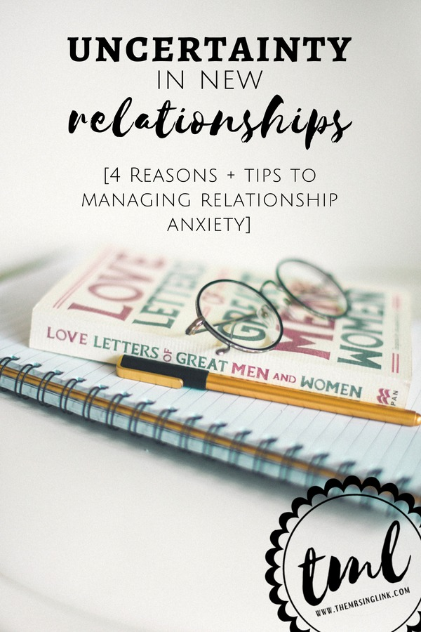Tips for new dating relationships