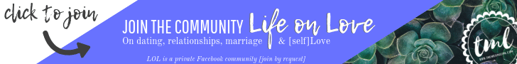 join the life on love facebook community - themrsinglink