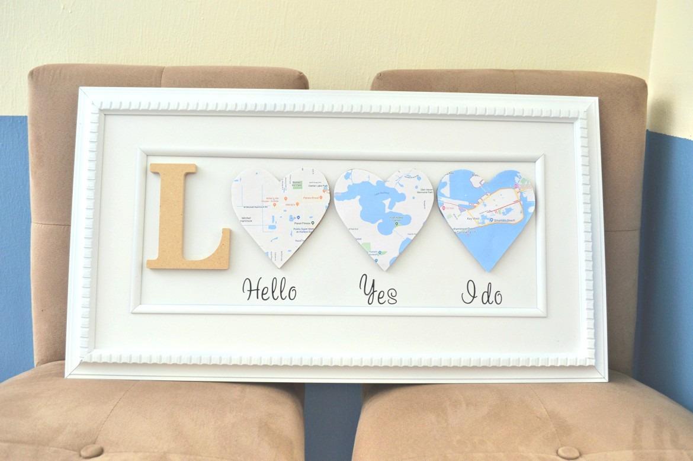 Diy Anniversary Gift For My Husband