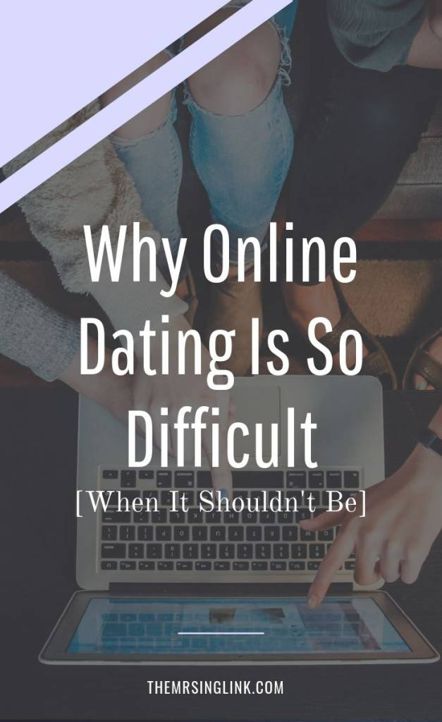 negative effects on online dating